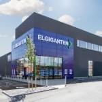 Cobo opfører ny Elgiganten i Vejle Midtby